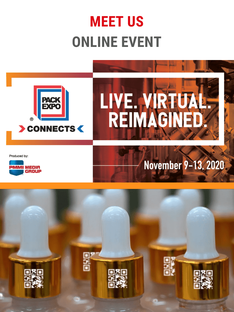 PACK EXPO CONNECTS ONLINE 2020
