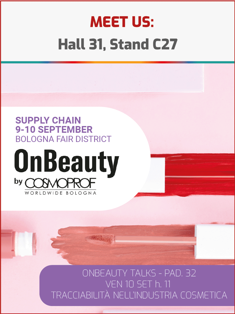 Antares Vision Group @ OnBeauty by Cosmoprof 2021