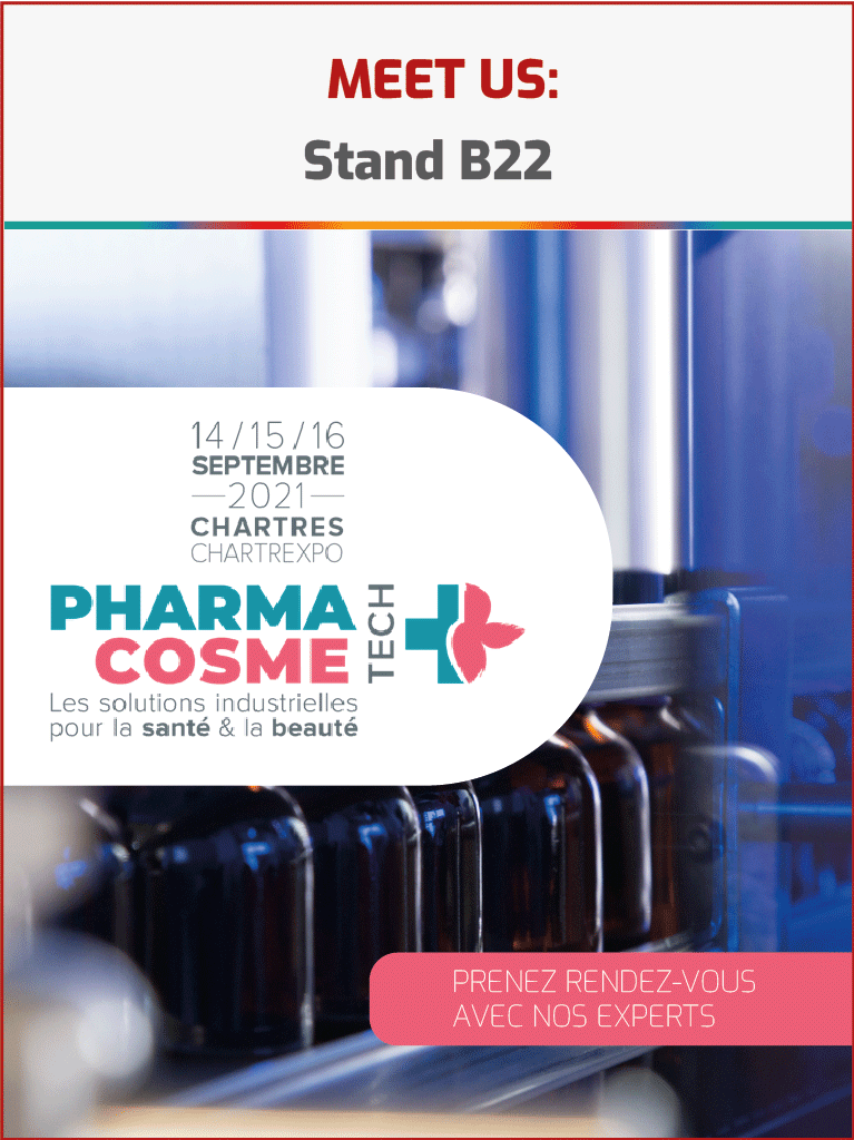 Antares Vision Group @ PharmaCosmeTech 2021